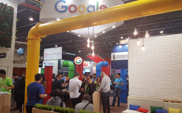 Google Stand