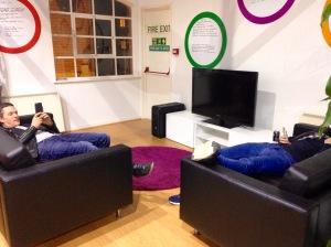 Sofa Chilling